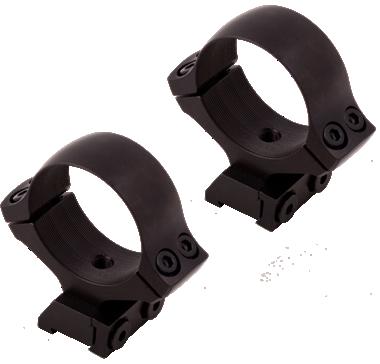 Кольца Kozap для CZ 452, кольца 26мм 3-12-10, BH=17.5мм (№21) (арт.3-12-10/25+3)